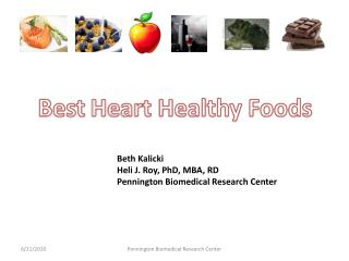 Best  Heart Healthy Foods