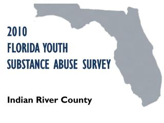 2010 FLORIDA YOUTH  SUBSTANCE ABUSE SURVEY