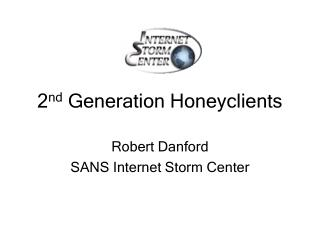 2 nd  Generation Honeyclients