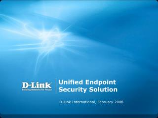 Unified Endpoint Security Solution