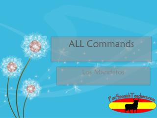 ALL Commands