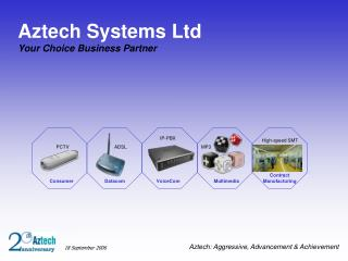 Aztech Systems Ltd