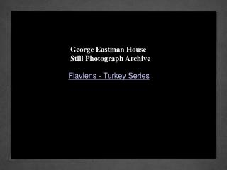 George Eastman House  Still Photograph Archive
