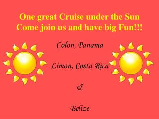 Come Aboard and enjoy the Carnival Miracle