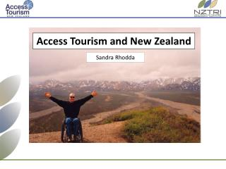Access Tourism and New Zealand