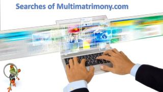 To Search your Life Partner in Multimatrimony.com