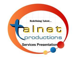 Services Presentation