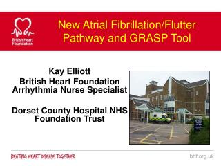 New Atrial Fibrillation/Flutter Pathway and GRASP Tool