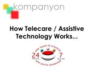 How Telecare / Assistive Technology Works...