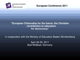 European Conference 2011