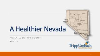 A Healthier Nevada