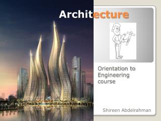 Archit ecture