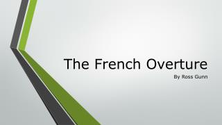 The French Overture