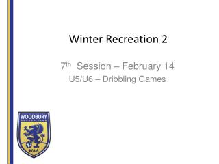 Winter Recreation 2
