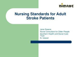 Nursing Standards for Adult Stroke Patients