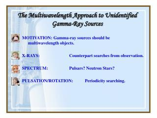 The Multiwavelength Approach to Unidentified Gamma-Ray Sources