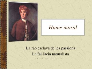 Hume moral