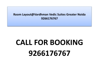 VARDHMAN VEDIC BOOKING AMOUNT|PRICE|9266176767|