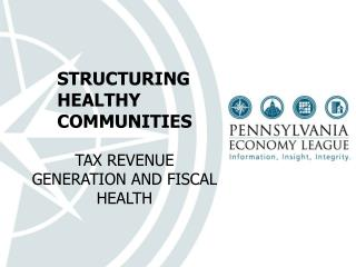 STRUCTURING HEALTHY COMMUNITIES