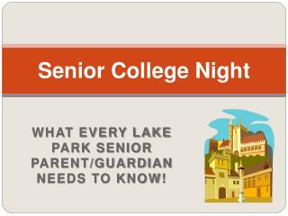 Senior College Night