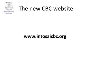 The new CBC website