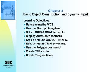Chapter 2  Basic Object Construction and Dynamic Input