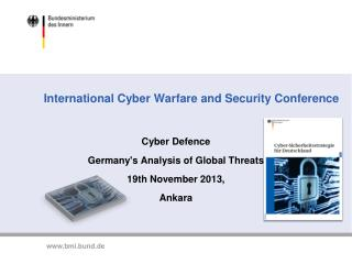 International Cyber Warfare and Security Conference