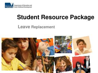 Student Resource Package