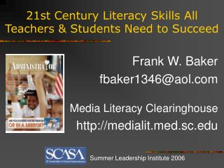 21st Century Literacy Skills All Teachers & Students Need to Succeed