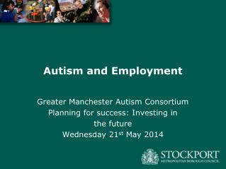Autism and Employment