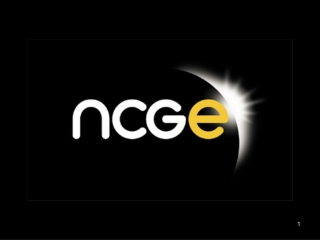 NCGE   UKSEC  CONFERENCE
