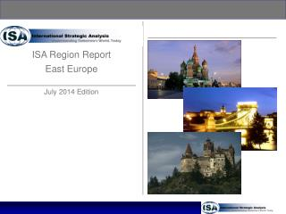ISA Region Report East Europe