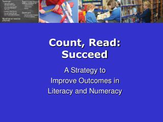Count, Read: Succeed