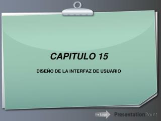 CAPITULO 15