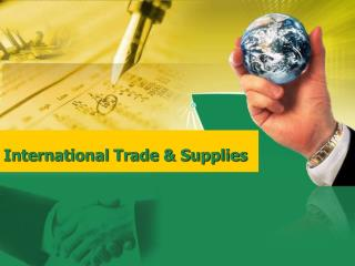 International Trade & Supplies