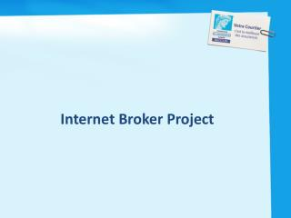 Internet Broker Project