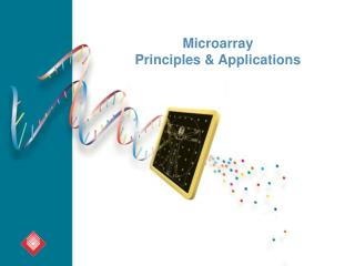 Microarray Principles & Applications