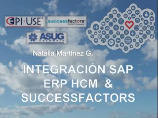 INTEGRACIÓN SAP  ERP HCM  & SUCCESSFACTORS