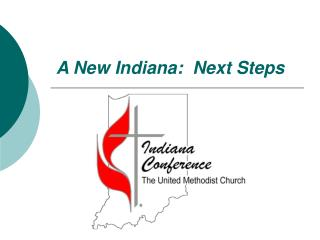 A New Indiana:  Next Steps