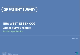 A primary care centre for Stansted and surrounding villages