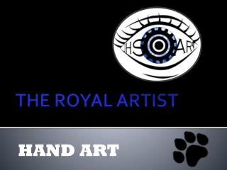 THE ROYAL ARTIST
