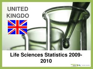 Life Sciences Statistics 2009-2010