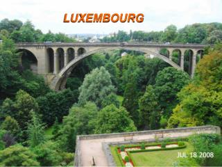 LUXEM	BOURG