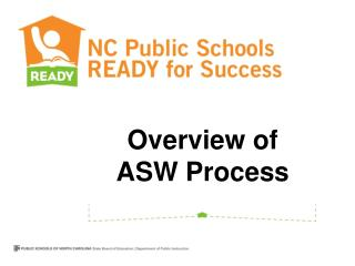 Overview of  ASW Process