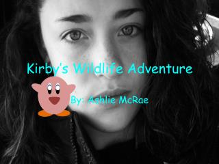Kirby's Wildlife Adventure