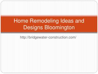 Home Remodeling Ideas and Designs