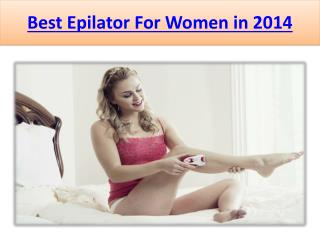 How To Get A Fabulous Best Epilator On A Tight Budget