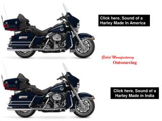 Click here, Sound of a Harley Made in India