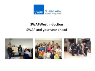 SWAPWest Induction SWAP and your year ahead