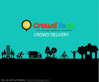 Crowd delivery sosblogs